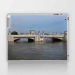 Port Clinton Bridge Laptop & iPad Skin