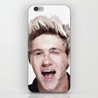 niall horan iPhone & iPod Skins featuring Niall Horan - One Direction by jrrrdan