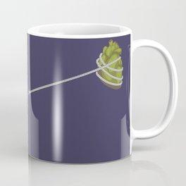 Hulk Heart Coffee Mug