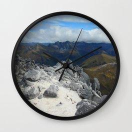 Sand Summit Wall Clock