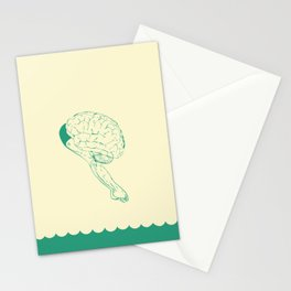 Think or Swim Stationery Cards