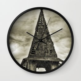 The Bell Tower Wall Clock
