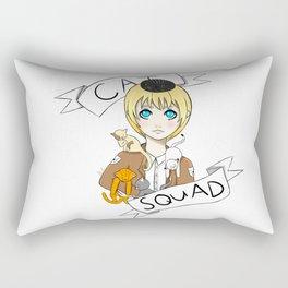 Cat Squad (Armin) Rectangular Pillow