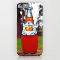 Delicious San Pellegrino iPhone 6s Slim Case