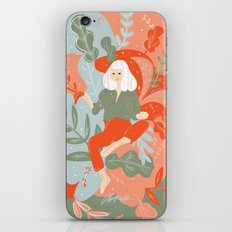 Take Me To The Wonderland iPhone & iPod Skin