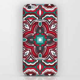Pattern 12 from NUVEAU: The Future of Patterns Coloring Book iPhone Skin