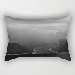 There are no wrong way only different roads Rectangular Pillow