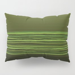 Horizon (olive green) Pillow Sham