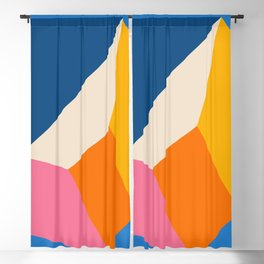 Cubed  Blackout Curtain
