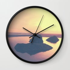 World's End. Wall Clock