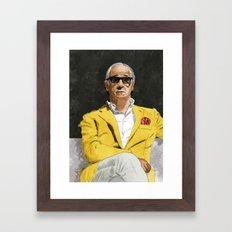 Jepp Framed Art Print