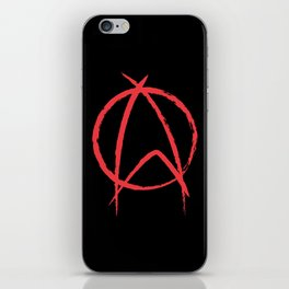 Federation Anarchy iPhone Skin