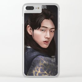 Wang Jung Clear iPhone Case