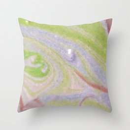 Cake Art -4 Throw Pillow