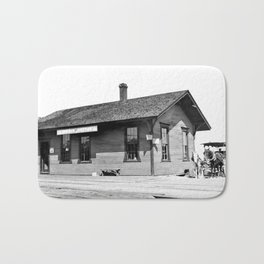 Addison Junction RR, Ticonderoga Bath Mat