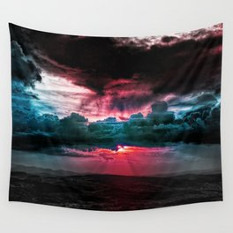 Marvelous earth Wall Tapestry
