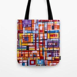 Concealed Mindfulness Tote Bag