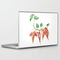 potato Laptop & iPad Skins featuring Sweet potato by Ksenia Sapunkova