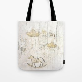 little memory Tote Bag