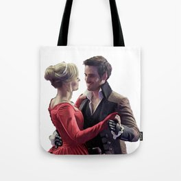 A Partner Who Knows What He's Doing Tote Bag