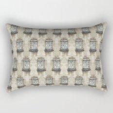 closed#06 Rectangular Pillow