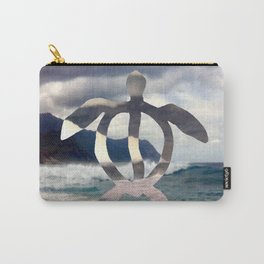 Hawaii Sea Turtle Carry-All Pouch