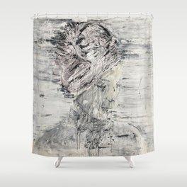"""1298- Seduction Series"" by Roger König (b.1968) Shower Curtain"