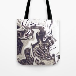 "ABSTRACT LIQUIDS XXXVI ""36"" Tote Bag"