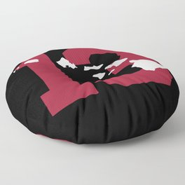 Aloha Tua Floor Pillow