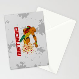 Turning to Zero Stationery Cards