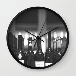 Wine Shop at Heinen's of Downtown Cleveland Wall Clock