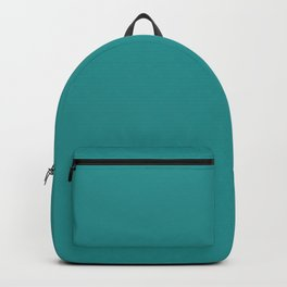 Color Turquoise Backpack