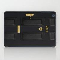 221b iPad Cases featuring 221b Baker Street by Andrian Kembara