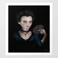 Vanessa Ives - Penny Dreadful Art Print