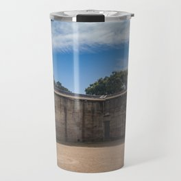 Old Prison Yard Travel Mug