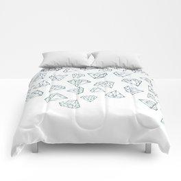 Diamond Shower Comforters