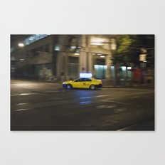 Panning for Gold Canvas Print