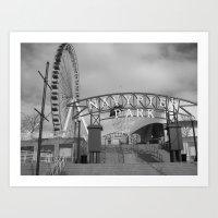 ferris bueller Art Prints featuring Bueller...Bueller... by Brighter Side