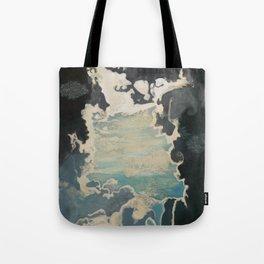Cloudbreak Tote Bag