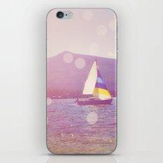 Summer Sail iPhone & iPod Skin