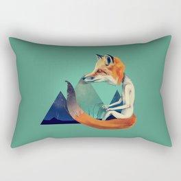 Homesick Rectangular Pillow
