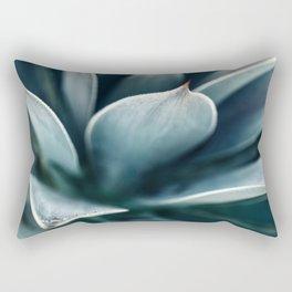 Agave Rain #1 Rectangular Pillow