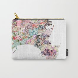 Antibes map Carry-All Pouch