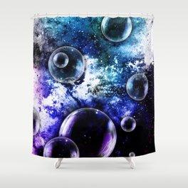 α Lepus I Shower Curtain