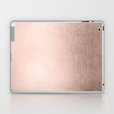 Moon Dust Rose Gold Laptop & iPad Skin