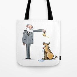 Pavlov & Dog Tote Bag