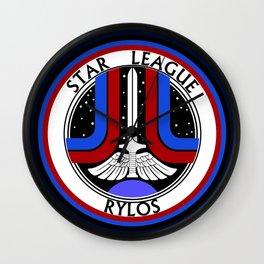 Star League Wall Clock