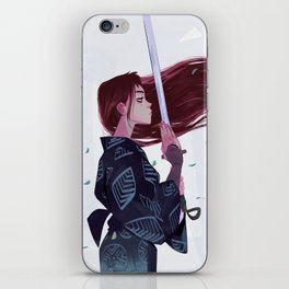 THE VOW iPhone Skin