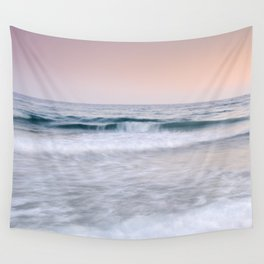 """""""Pink sunset"""". Summer dreams.... Wall Tapestry"""
