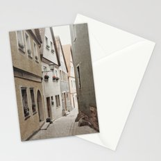 Italian Alley - Muted Tones Stationery Cards